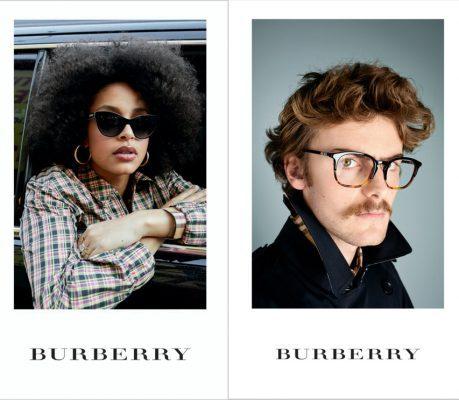 Mắt Kính Burberry