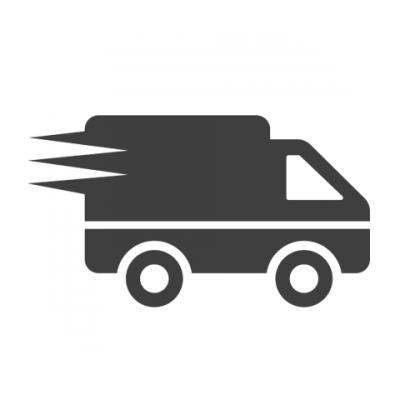logistics delivery truck in movement 28