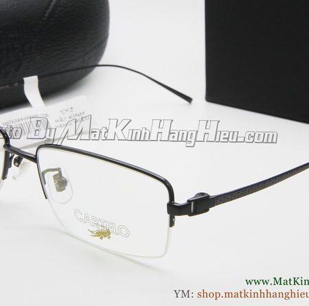 gọng kính cận titanium Cartelo 2351