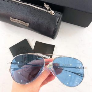 Mắt kính Chrome Hearts SteppinBlu