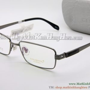 gọng kính cận titanium Crytal 2202