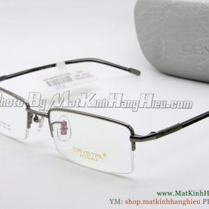 gọng kính cận titanium Crytal 2261