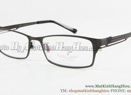 gọng kính cận titanium Peterson 2170