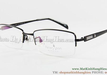 gọng kính cận titanium Peterson 2193