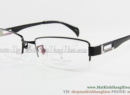gọng kính cận titanium Peterson 7035
