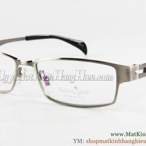 gọng kính cận titanium Peterson 7220