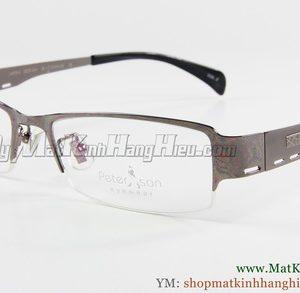 gọng kính cận titanium Peterson 7230