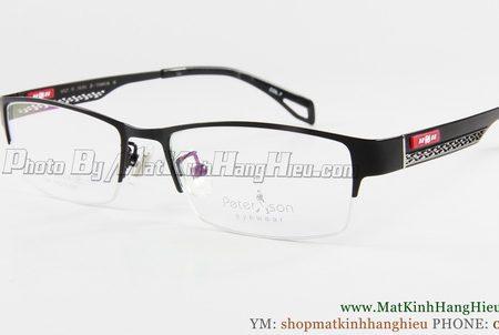 gọng kính cận titanium Peterson 7244