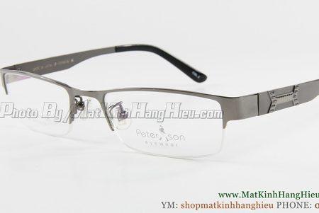 gọng kính cận titanium Peterson 7290