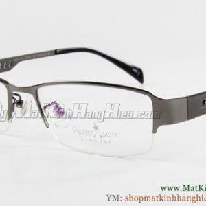 gọng kính cận titanium Peterson 7292