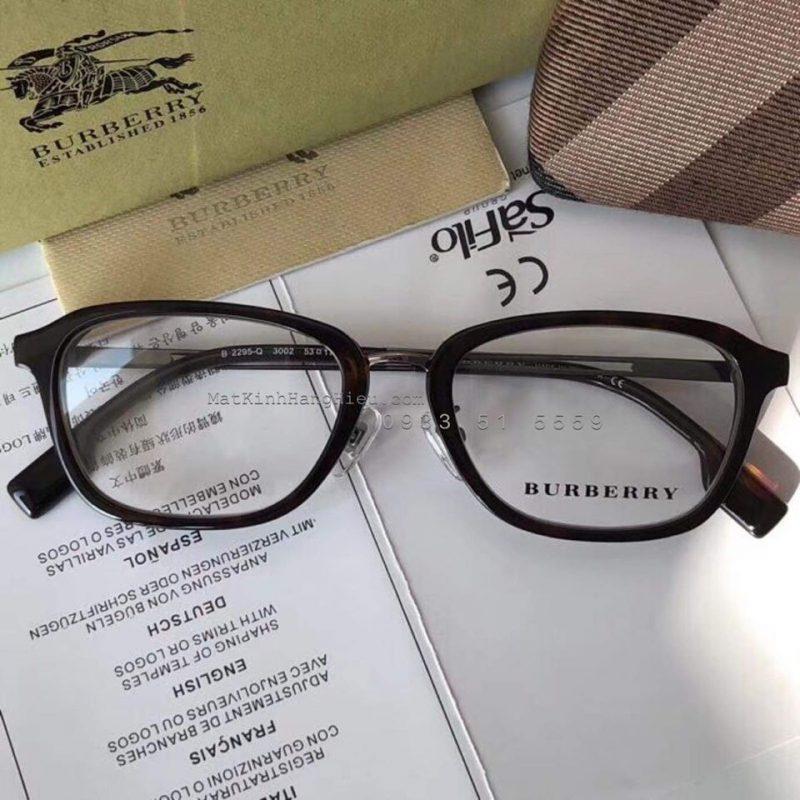 Gọng kính cận Burberry B2295