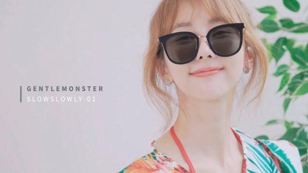 Mắt kính Gentle Monster Slow Slowly