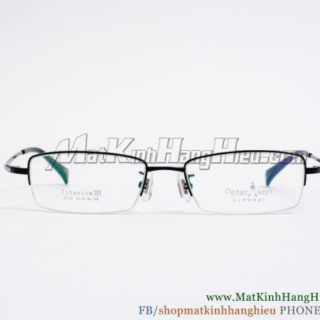 Gọng kính cận Titanium Peterson 2125
