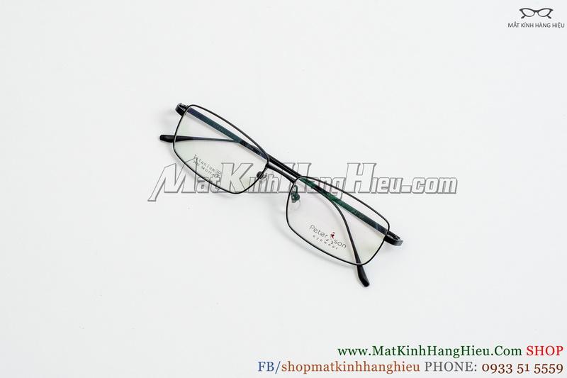 Gọng kính cận Titanium Peterson 2432
