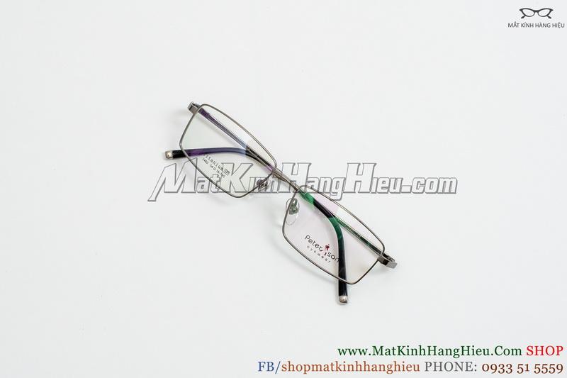 Gọng kính cận Titanium Peterson 2462