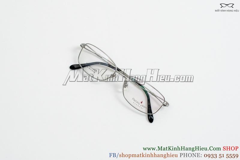 Gọng kính cận Titanium Peterson 2550