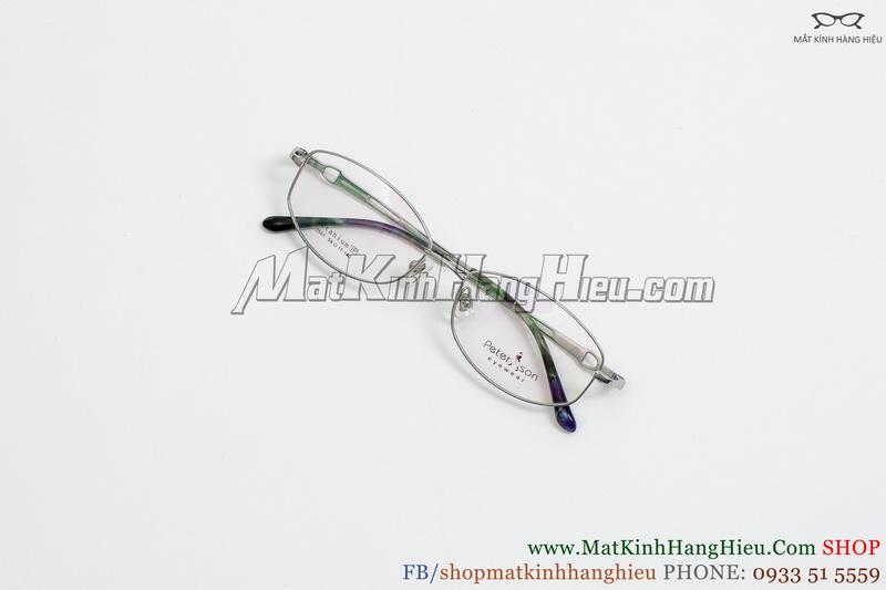 Gọng kính cận Titanium Peterson 2551