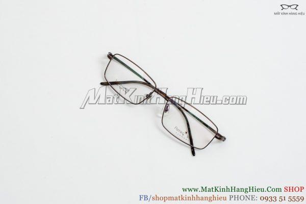 Gọng kính cận Titanium Peterson 2583