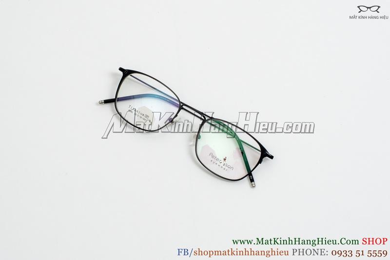 Gọng kính cận Titanium Peterson 2640