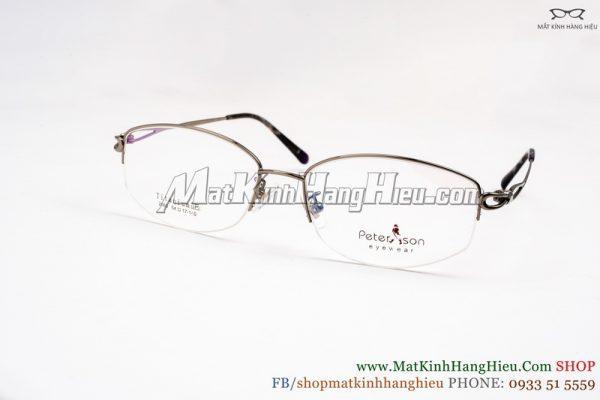 Gọng kính cận titanium peterson 2660