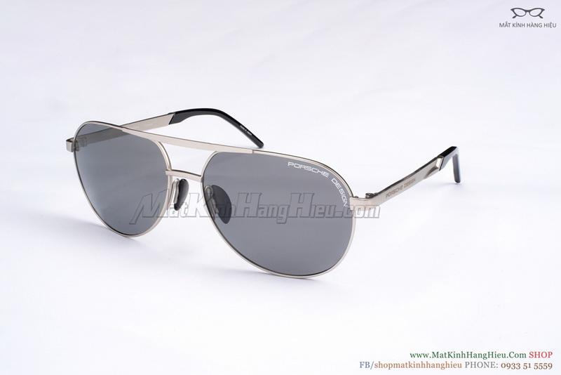 Mắt kính Porsche Design P8657 titanium