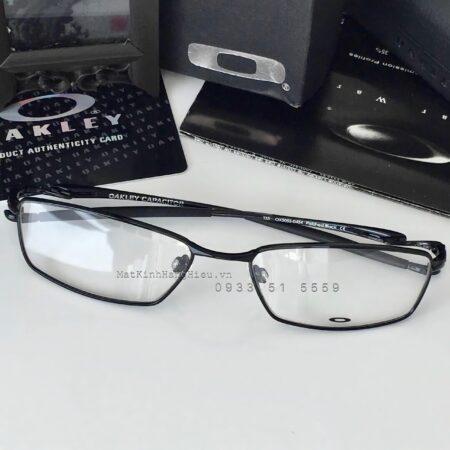 Gọng kính cận titanium Oakley Capacitor