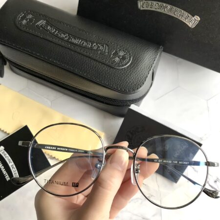 Gọng kính cận Chrome Hearts Secret